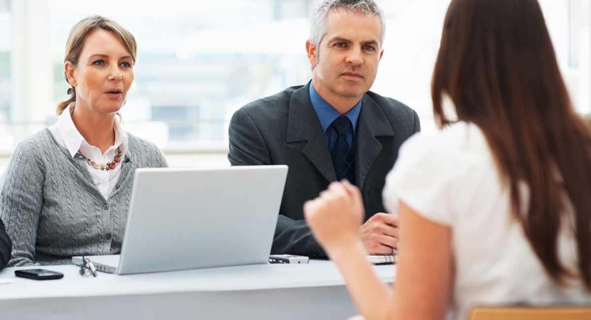 sueldo entrevista de trabajo